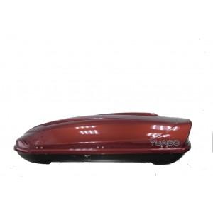 Автобокс Yuago Avatar DUO красный глянцевый (Сердолик) EuroLock