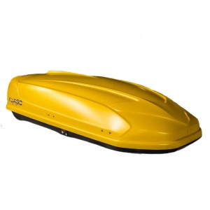 Автобокс Yuago Avatar желтый матовый EuroLock