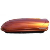 Автобокс Yuago Avatar DUO кирпичный глянцевый (Марс) EuroLock