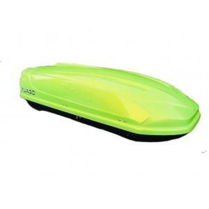 Автобокс Yuago Avatar DUO зеленый глянцевый (Лайм) EuroLock