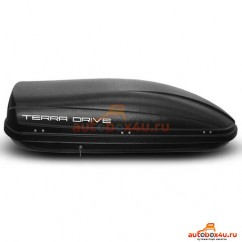 Автобокс Terra Drive 440 DUO черный матовый