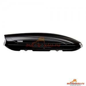 Автобокс Thule Motion XL (800) черный глянцевый