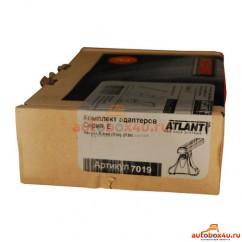 Адаптер Атлант 7019 на Nissan X-Trail (T30, 31) 2001-2014 г.