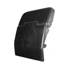 Передняя защелка для автобоксов Атлант 300 литров (черная)