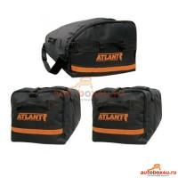 Комплект сумок Атлант для автобокса (1 носовая + 2 основных)