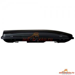 Автобокс Sotra X-Treme 400 черный матовый