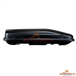 Автобокс Sotra X-Treme 600 черный матовый