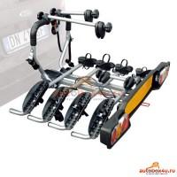 Велокрепление Peruzzo Siena (4 вел.) на фаркоп автомобиля