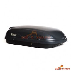 Автобокс Евродеталь Eclipse 300 серый матовый