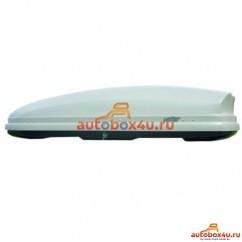 Автобокс Koffer KB 480 серый матовый
