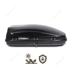 Автобокс MaxBox Pro 400 черный матовый