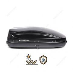 Автобокс MaxBox Pro 400 черный глянцевый