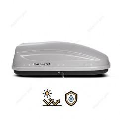Автобокс MaxBox Pro 400 серый матовый