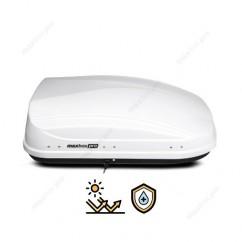 Автобокс MaxBox Pro 400 белый глянцевый