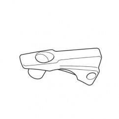 Ручка (под замок) для велокрепления Thule ProRide 598