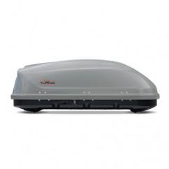 Автобокс ПТ Групп Turino Compact Lux 360 серый глянцевый