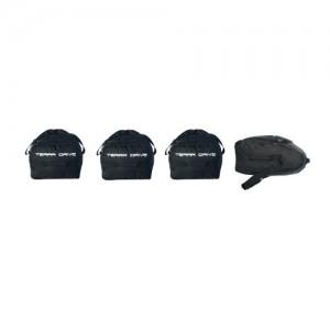 Комплект сумок Terra Drive для автобокса (1 носовая + 3 основных)