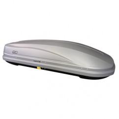 Автобокс Евродеталь Magnum 390 серый карбон