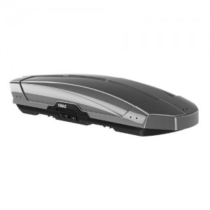 Автобокс Thule Motion XT XL серый глянцевый