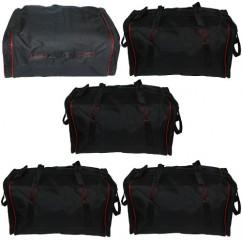 Комплект сумок Вездеход для автобокса (1 носовая + 4 основных)