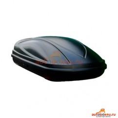 Автобокс AlexBox 450 черный матовый