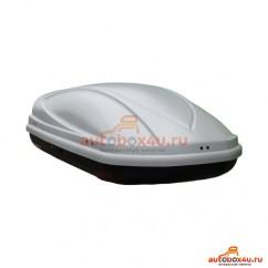 Автобокс AlexBox 450 серый матовый